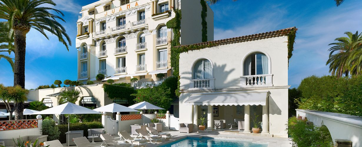 5 Star Hotel Juan Les Pins Le Juana Luxury In Antibes French Riviera